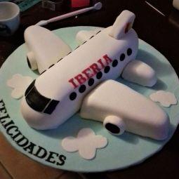 avion tarta