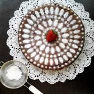 Tarta de chocolate suave
